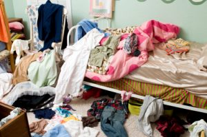 get rid of bed bugs remove clutter