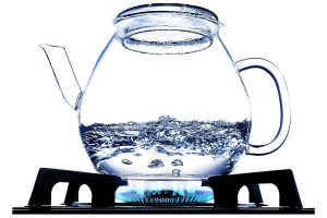 how to use a french press water boil