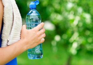 how to lose water weight hydrate hydration