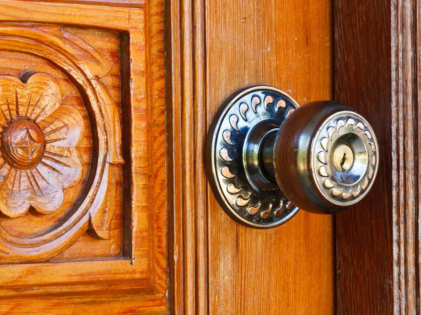 Locked Out? How To Open a Locked Door