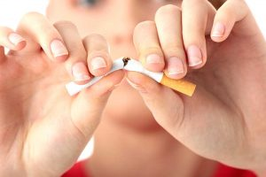 how to quit smoking snap