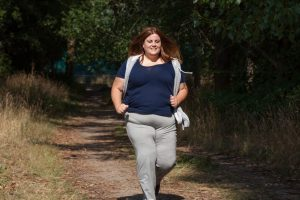 cardio aerobic exercise lose water weight