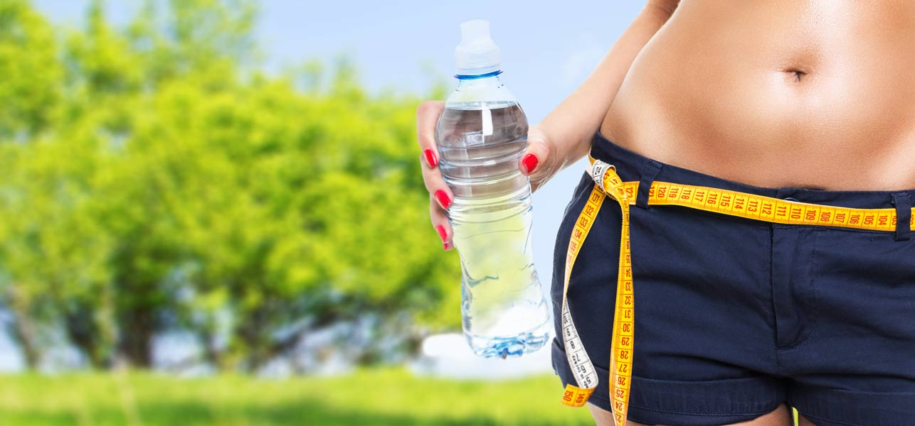 how to lose water weight 1